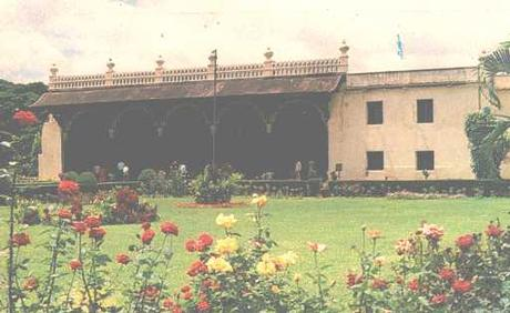 Residence of Tipu Sultan in Bangalore