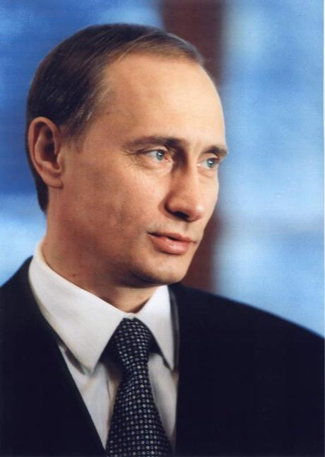 Leadership qualities of vladimir putin
