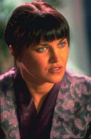 Lucy Lawless (Lucy Lawless)