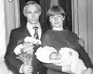 Lyudmila Putin Photo Biography
