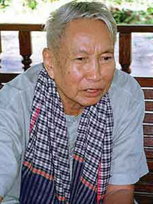 pol pot biography Pol pot's nephew, seng lytheng, testifies at the khmer rouge tribunal in phnom   pol pot, born saloth sar, headed the regime under which an.