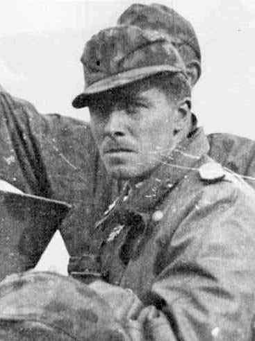 Sturmbannführer Joachim Piper on the Eastern Front