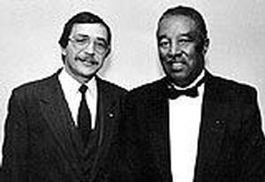 Fain Gregory and Ray Brown