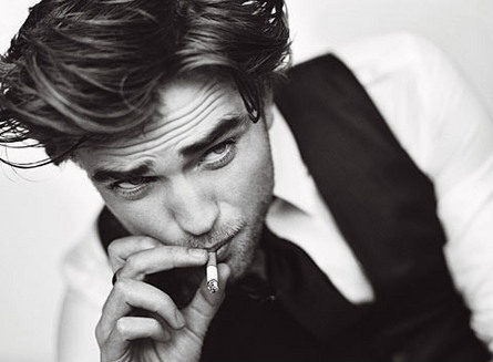 Robert Pattinson (Robert Pattinson)