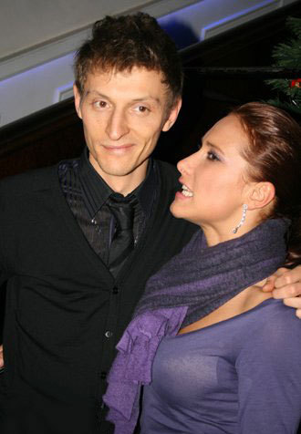 Pavel Volya and Marika