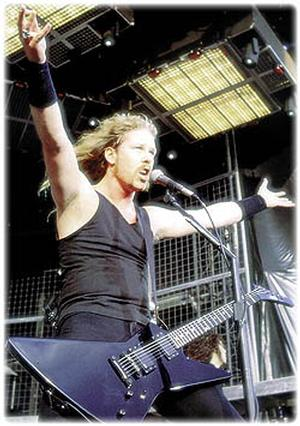 HETFIELD JAMES