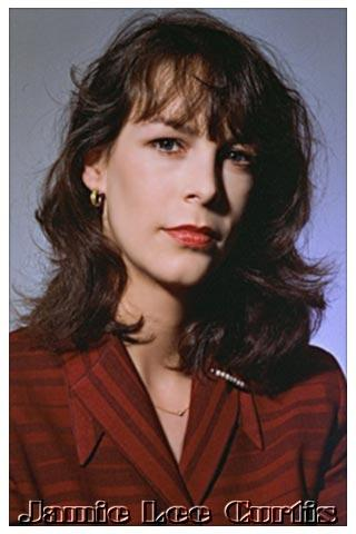 Jamie lee curtis long hair