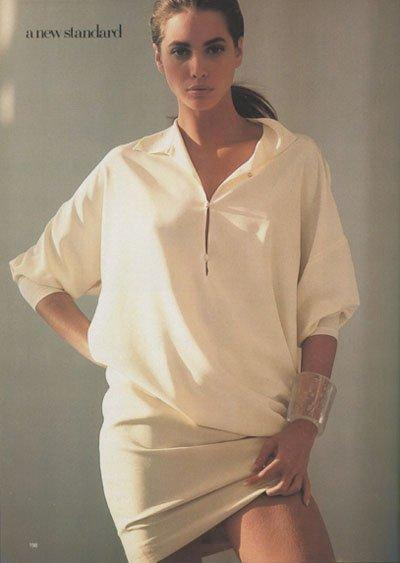Turlington Christina (Christy Turlington)