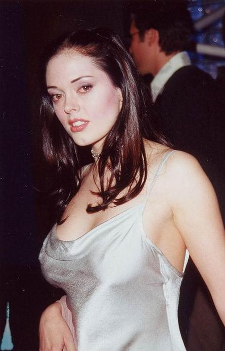 Rose McGowan (MCGOWAN Rose)