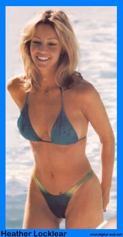 Heather Locklear (Heather Locklear), photo, biography