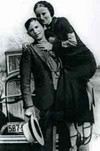 photo Bonnie and Clyde