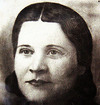 Mother Anna executed by the Nazis in 1941 as a partisan-underground fighter