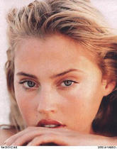 photo Estella WARREN (WARREN Estella)