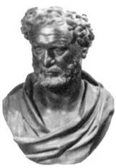 photo Democritus of Abdera