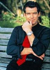 photo Pierce Brosnan