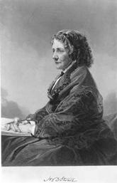 photo Harriet Beecher Stowe (Stowe Harriet Beecher)