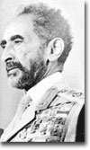 photo Haile Sellassie I (Haile Selassie, addressed to the coronation Teferi Makonen [Tafari Makonnen])