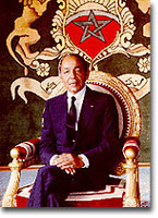 photo Hassan II