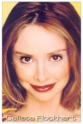 photo Calista Flockhart