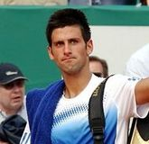 photo Novak Djokovic