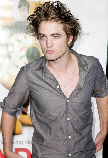 ПАТТИНСОН  Роберт (Robert Pattinson)