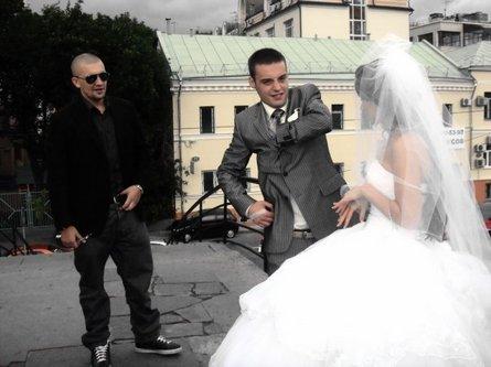 Фото со свадьба гуфа