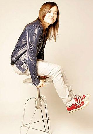 ПЕЙДЖ Эллен (Ellen Page), фото, биография эллен пейдж фильмография