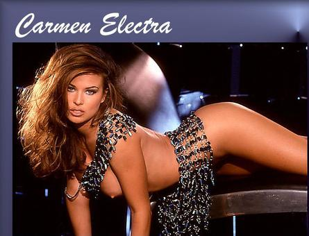 ЭЛЕКТРА Кармен (Carmen Electra)