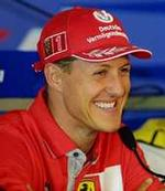 ШУМАХЕР Михаэль (Michael Schumacher)