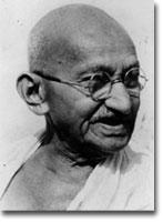 фото Ганди, Мохандас Карамчанд (Махатма Ганди)